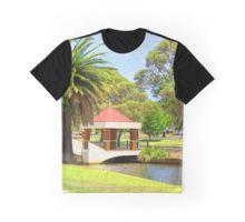 Kernot Gazebo Graphic T-Shirt