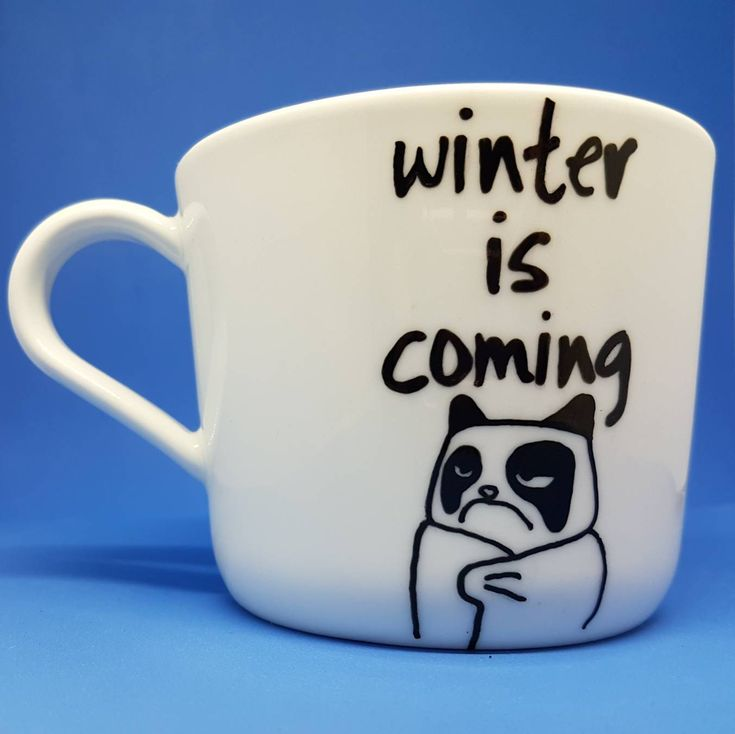 Winter is coming Mug, game of thrones, grumpy cat, funny Mug, hilarious mug, large coffee, GOT cup, gift for him her, game of thrones gift by CutieCreationsDE on Etsy #GOT #gameofthrones #grumpycat #funnygift #giftdforher #giftsforhim #largecoffee #coffee #coffeetime #winteriscoming #birthday #birthdaygifts #bff