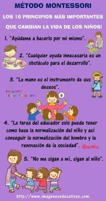 Método Montessori los 10 principios (1)