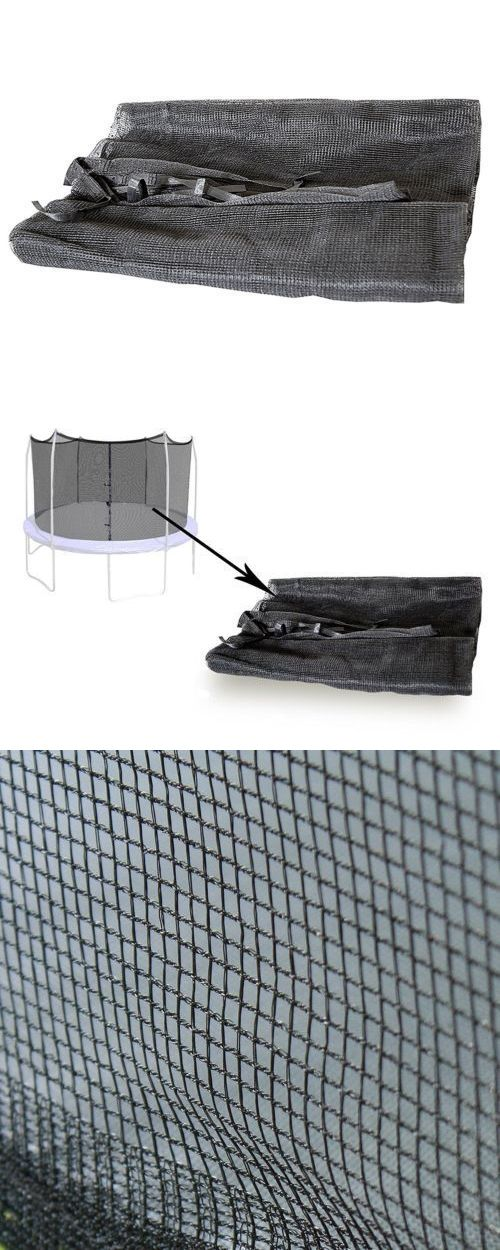 Equipment Parts and Accessories 179001: Skywalker Trampolines 12 Round Replacement Enclosure Net -> BUY IT NOW ONLY: $69.95 on eBay!