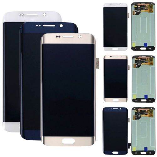 LCD Screen Touch Display Repalce Assembly for Samsung Galaxy S6 Edge