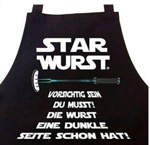 Grillschürze - Star Wurst!
