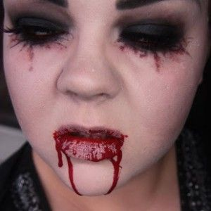 makeup your jangsara halloween tutorial scary sexy character - Easy Scary Halloween Face Painting Ideas