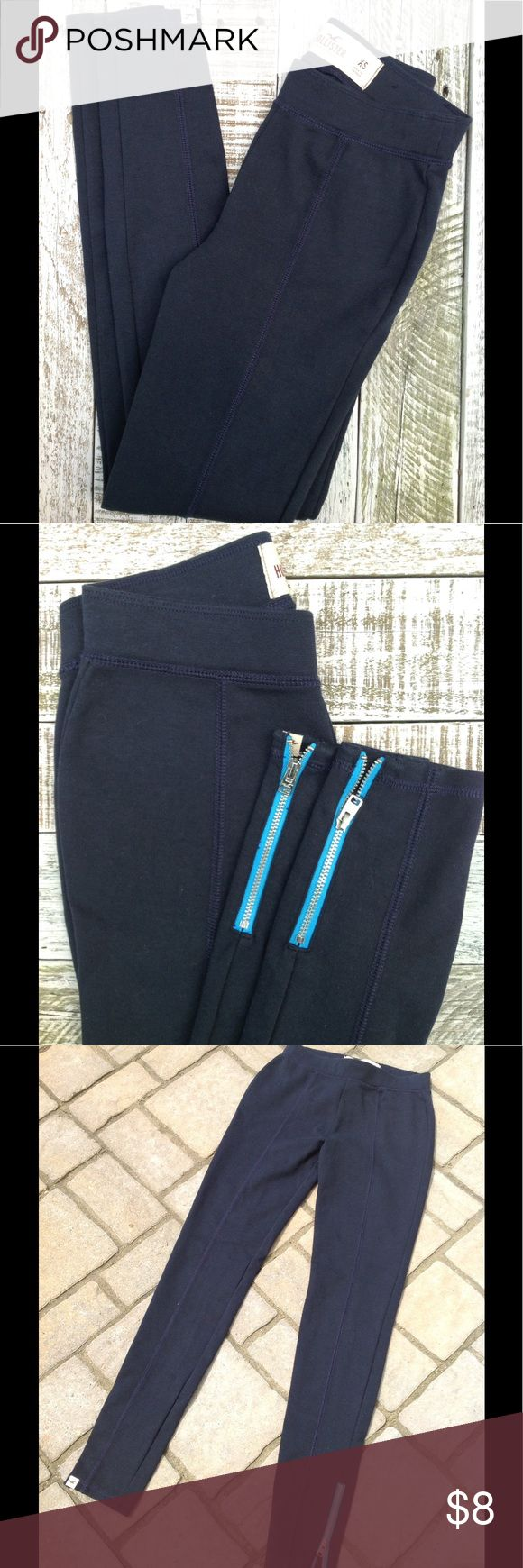 Hollister Leggings These are comfy leggings that were barely worn! Hollister Pants Leggings
