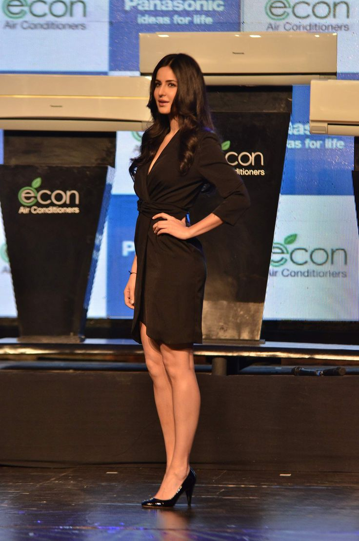 Katrina Kaif Gorgeous At The Panasonic Econ Air-conditioners Launch.