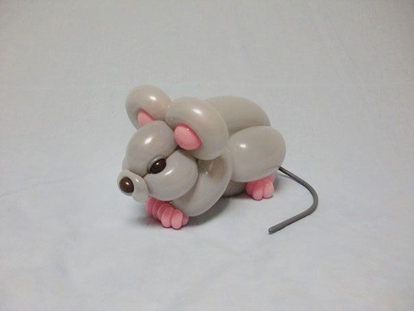 15 Unbelievably realistic balloon animals that will amaze you