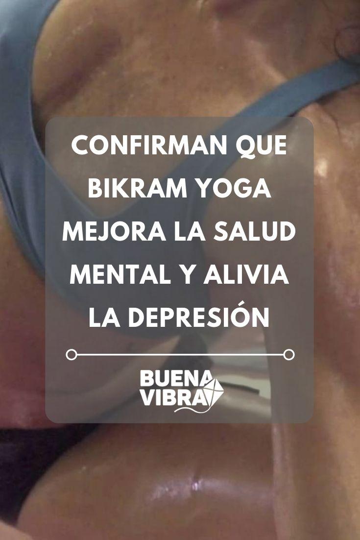 """Los investigadores encontraron que el """"hot yoga""""es un gran aliado para reducir el hambre emocional y los pensamientos negativos. Bikram Yoga, Pilates, Cards Against Humanity, Lifestyle, Hot, Negative Thoughts, Positive Vibes, Yoga Poses, Mental Health"""