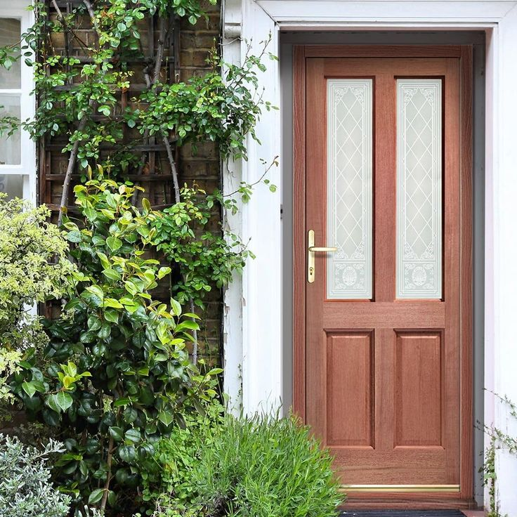 If you are seeking a Malton mahogany door you will find that ours are very well priced and will look great in your home. #mahoganydoor #fronthardwooddoor #traditionalfrontdoor