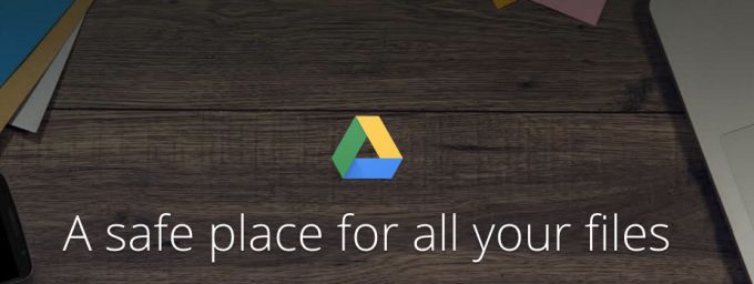 Google Drive gets more Google-like with debut of smarter search