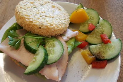 Low Carb Sandwich