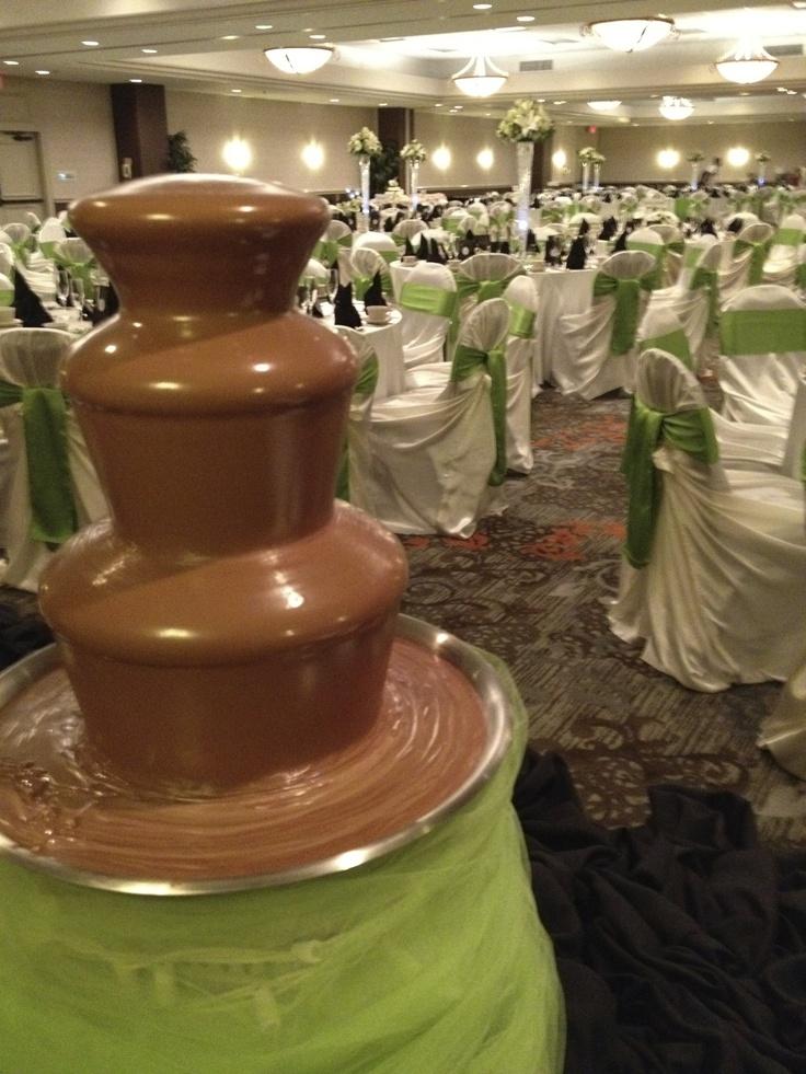 Sweet Temptations Chocolate Fountains, San Antonio, Texas
