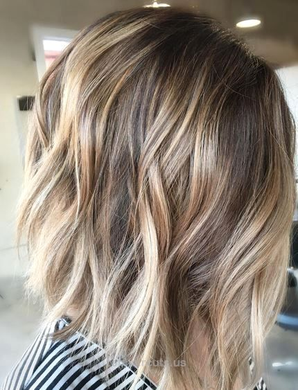 Sunkissed with blonde tips. This is ombre or 'sombre' on short hair. Color b…  Sunkissed with blonde tips. This is ombre or 'sombre' on short hair. Color by Rayhana Rojo.  http://www.tophaircuts.us/2017/06/17/sunkissed-with-blonde-tips-this-is-ombre-or-sombre-on-short-hair-color-b/