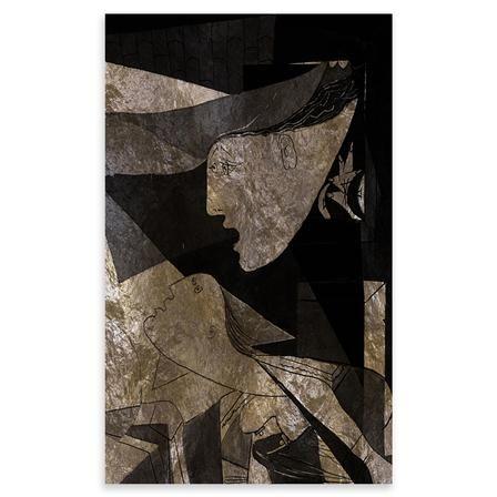 Cuadro 61 de Lienzos de gran formato, 180 ancho x 110 cm de alto