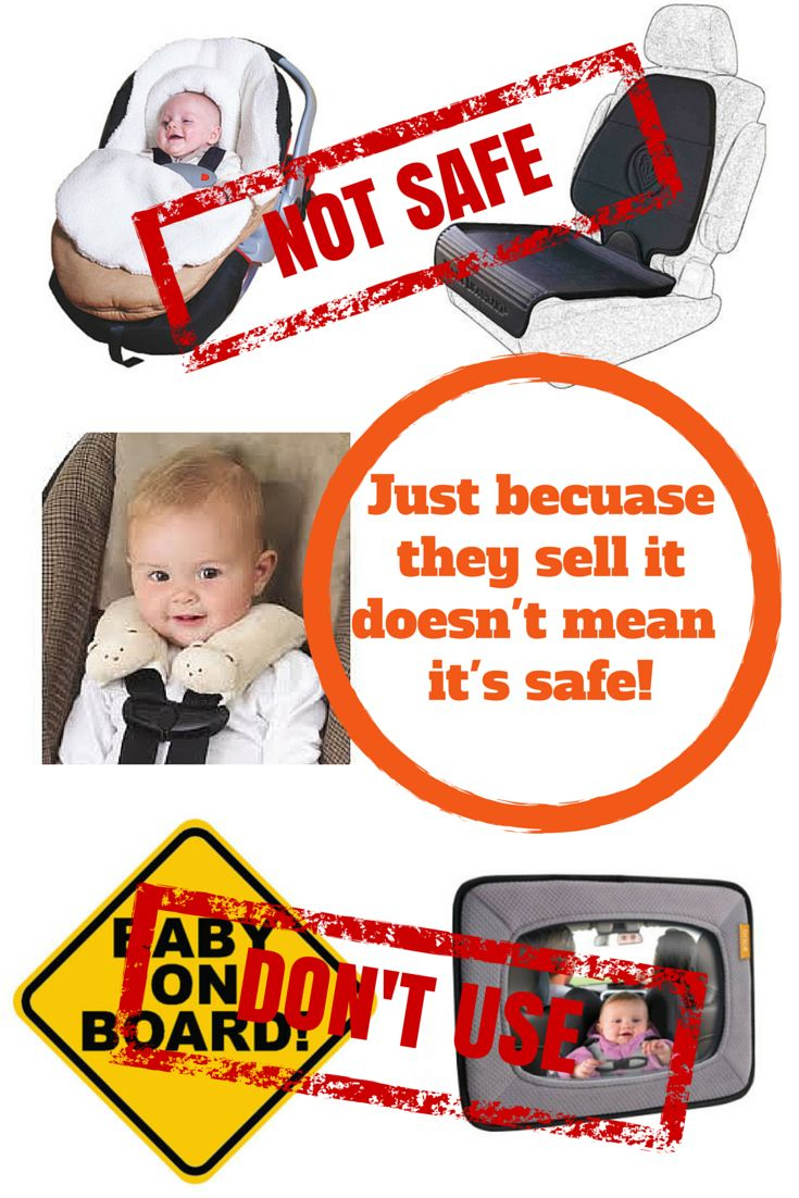 Registering for baby? Not all Safety Items are actually safe