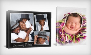 Groupon - Lifetouch Portrait Packages with Multi-Image Collage or Gallery-Wrap at Target Portrait Studio (Up to 83% Off) in Multiple Locations. Groupon deal price: $25.00