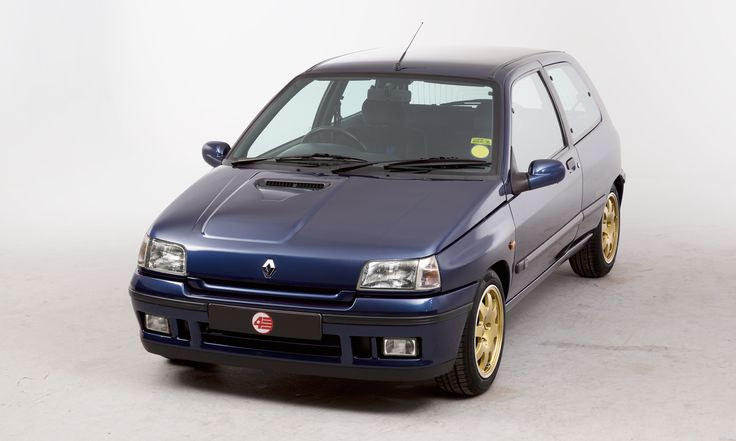 1995 RENAULT CLIO WILLIAMS 2