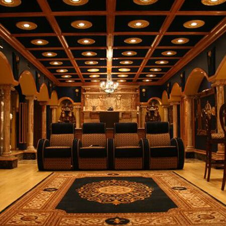Majestic Pharaoh Home Theater                                                                                                                                                     More
