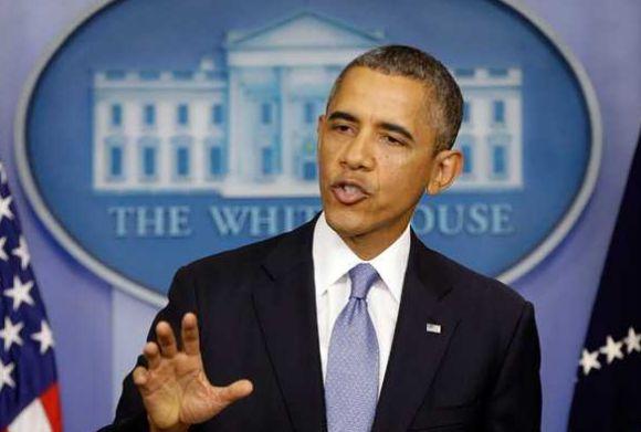 """Barack Obama y el #shutdown: """"en realidad lo hicieron""""   #Política, #EEUU, #Twitter"""