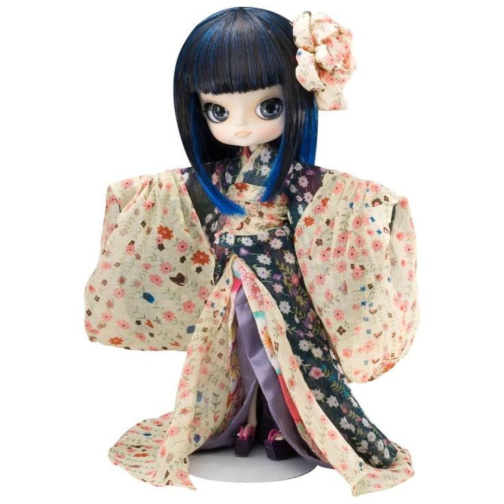 "Pullip Dal Hanaayame 10"" : Toys & Games : Amazon.com: Kimono, Amazon Com, Dolls, Dal Hanaayame, Toys, Pullip From, Hanaayame 10, Dollies"