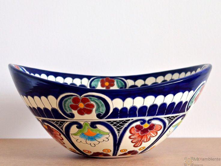 22 besten bunte mexikanische aufsatzwaschbecken bilder auf pinterest mexiko mediterran und - Fliesen mexikanischer stil ...
