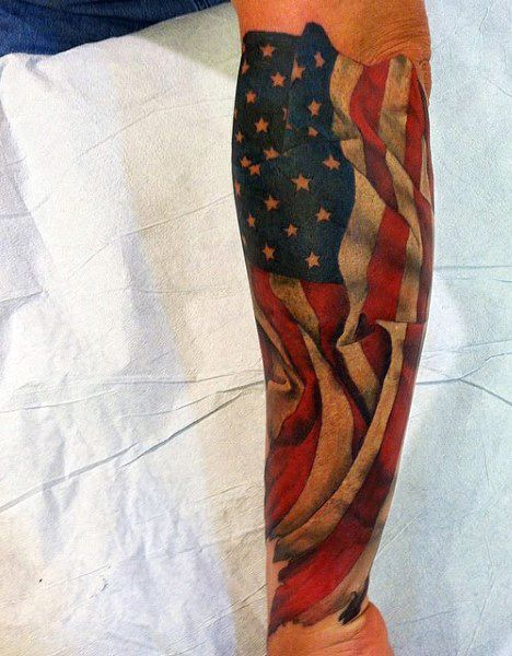 177 best tattoos for men that have meaning images on pinterest mens american flag sleeve tattoos publicscrutiny Image collections