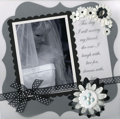 8x10 Wedding Albums: Best 25+ Wedding Scrapbook Layouts Ideas On Pinterest
