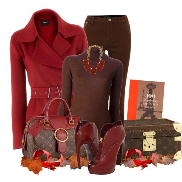"""A little Louis Vuitton"" by reneelyn on Polyvore"