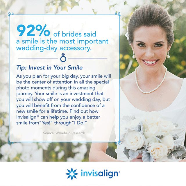 Wedding White Teeth: 51 Best Images About Bliss Invisalign Brides On Pinterest