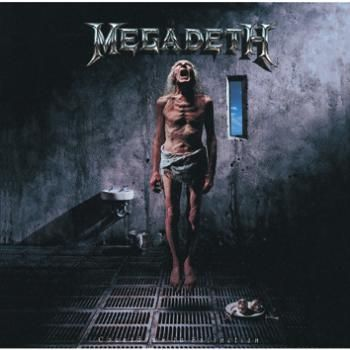 "L'album dei #Megadeth intitolato ""Countdown To Extinction""."