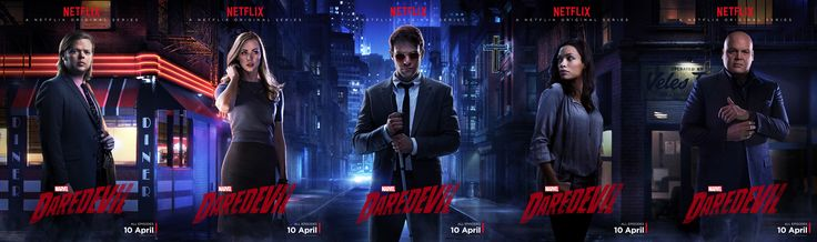 First Clip From DAREDEVIL Features 'Claire Temple' & An Injured Man Without Fear