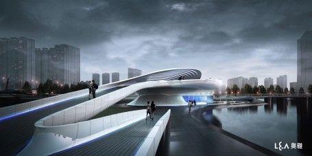 Wuxi Xidong Park Bridge