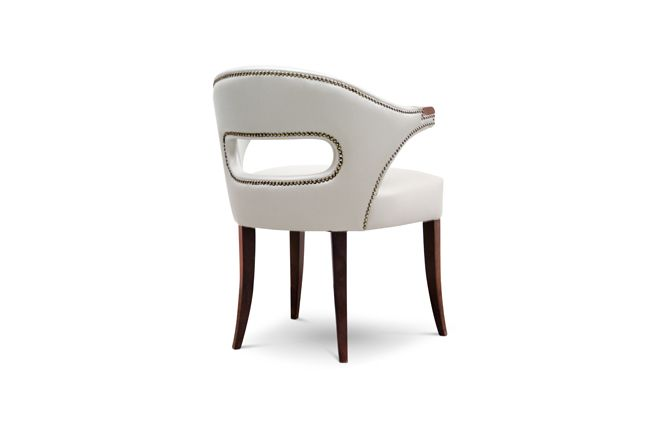 NANOOK | Modern Upholstered Dining Chair by BRABBU, contemporary home furniture, classic contemporary furniture, modern classic sofa, contemporary loft furniture design
