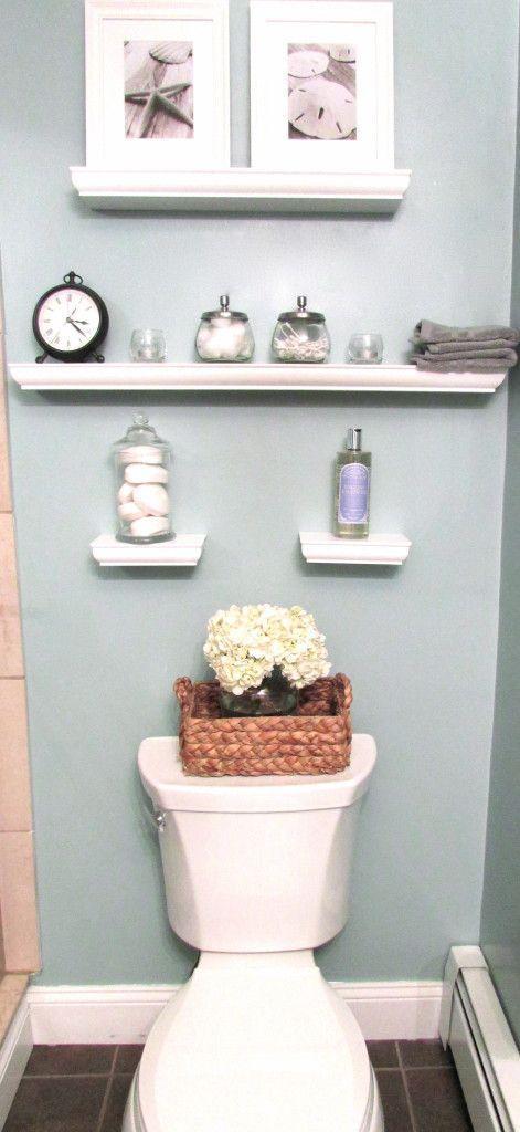 ★トイレは、キレイで良い臭いにしたい。 トイレは、キレイで良い臭いにしたい。 キレイであるためには、花を置いたり、 壁紙を楽しい図柄にしたりするとよい。