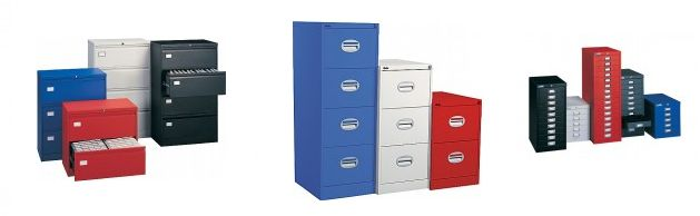 Low cost filing solutions for the home or office. Huge range of colours. Visit us at http://www.lowcostbusinesssuppliers.co.uk/office-furniture/