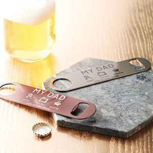 Personalised Bottle Opener. Discover thoughtful, personal and wonderfully unique gifts for him this Christmas. You won't be short of ideas.