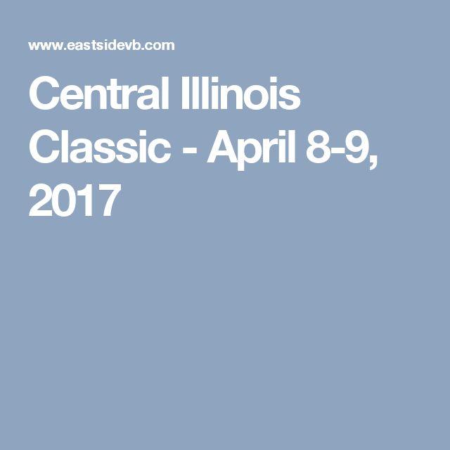 Central Illinois Classic - April 8-9, 2017