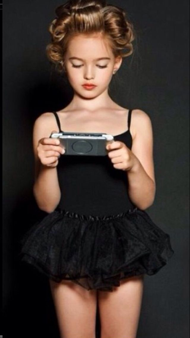 love this fashionable pose with psp