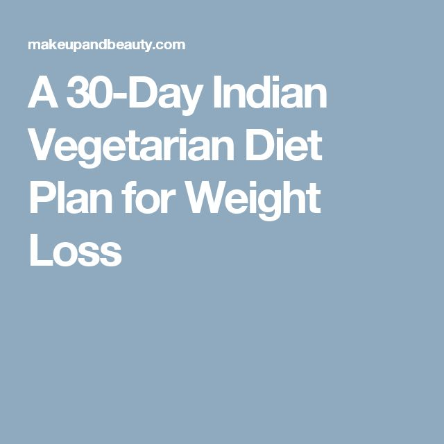 Best indian dinner options for weight loss
