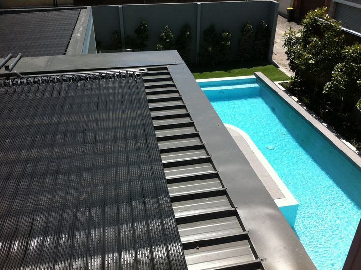 Sunbather Strip Swimming Pool Solar Heating http://sunbather.com.au/solar/