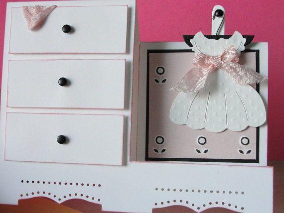 Adorable Little Girl Side Step Dresser by HighlandInspirations