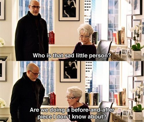 """When Nigel had this observation when he first saw Andy: 