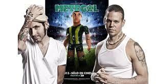 Calle 13 - Me Vieron Cruzar (completa)