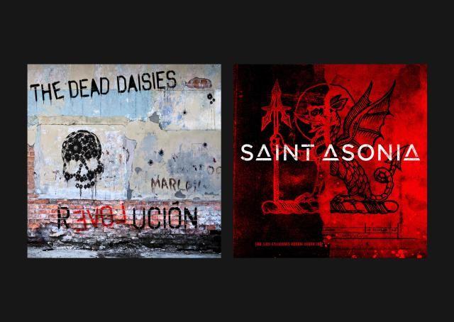 Album Reviews: Supergroups The Dead Daisies and Saint Asonia