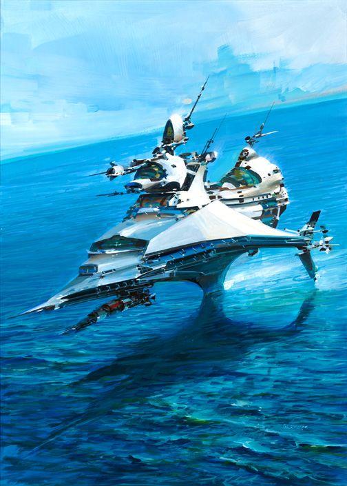 J.B. Waterworks Concept