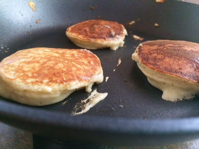 Sunday mornings are pancake mornings. There are many variations pancakes that you can make from traditional to fruit added and to these easy three ingredient banana pancakes. I have seen a recipe for pancakes with just banana and eggs but many people have commented that they are a little tricky to flip because they don't […]