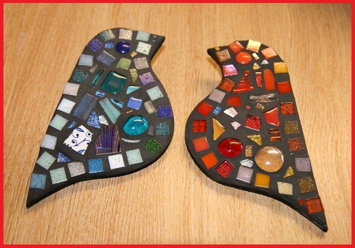 Mosaics made to order