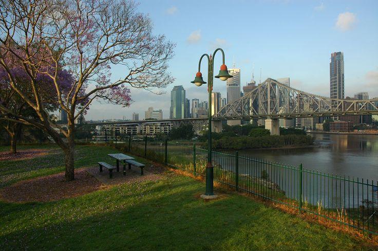 Wilson's Outlook Park Brisbane