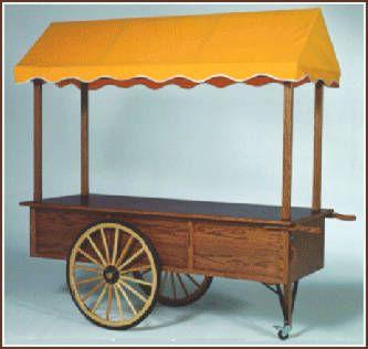 Mobile Food Cart Manufacturer - Crown Verity Inc.