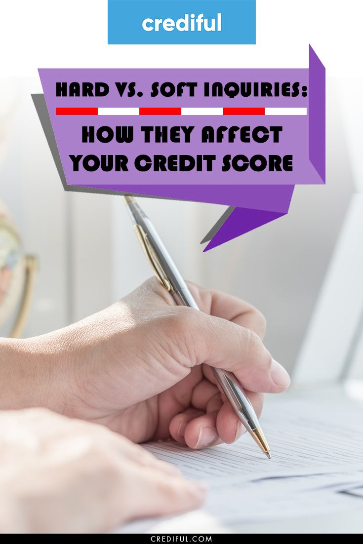 Hard vs. Soft Inquiries: How They Affect Your Credit Score