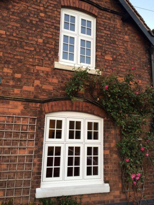 GrainedWhite Residence 9 Window Installation By Advanced Windows